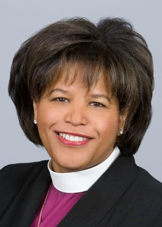 Bishop Gayle Harris