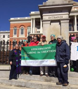 Creation Care at State House 2018
