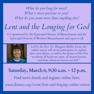 Lent and the Longing for God