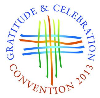 2013 Convention logo