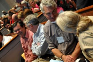 Diocesan Convention 2011 Delegates