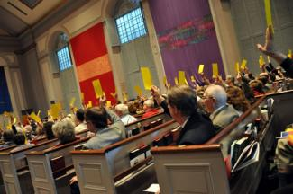 Diocesan Convention 2011