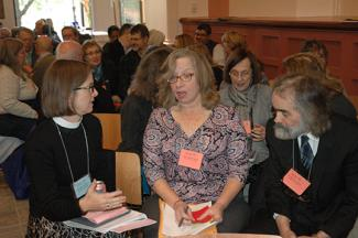 Delegates discuss mission strategy