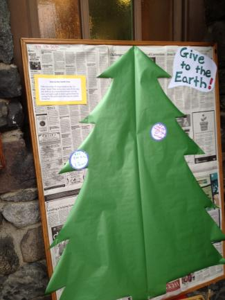 Give to the Earth Tree