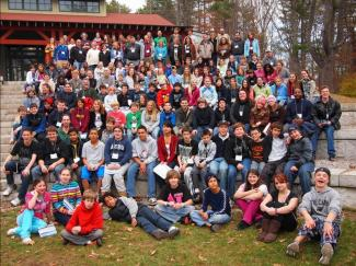 Middle School Retreat 2011