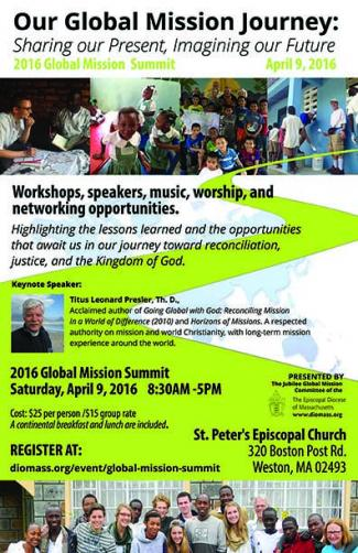 Global Mission Summit poster