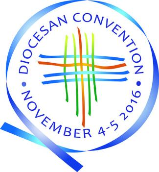 Diocesan Convention 2016 logo
