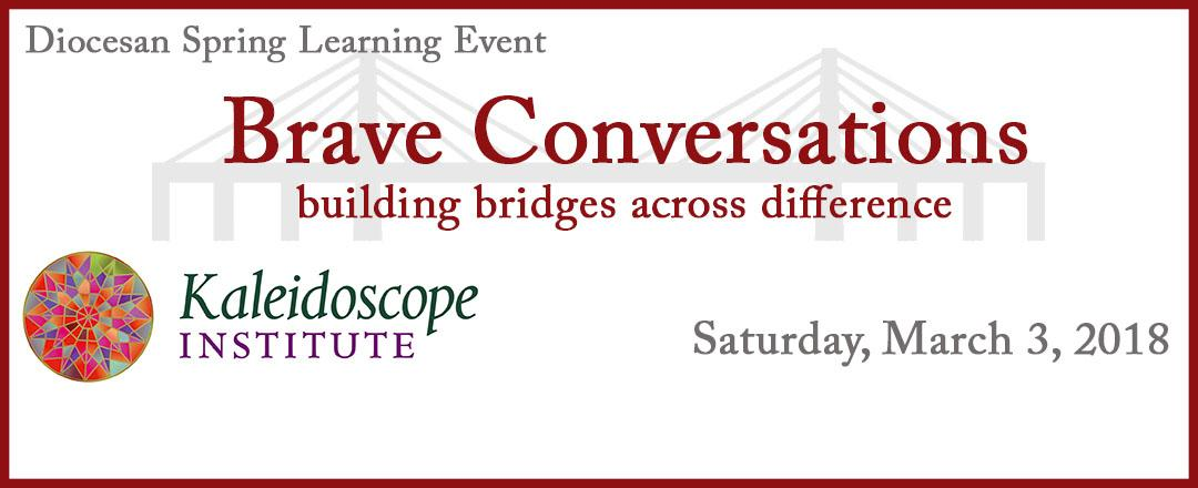 Spring Learning Event 2018 Brave Conversations