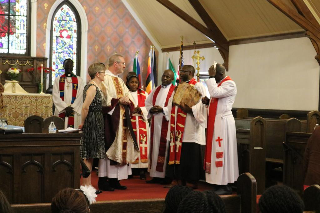 Photos Courtesy of The Rev. Derrick Muwina