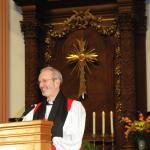 Bishop Gates gives address 2017