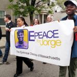 MA Episcopal at Mother's Day Walk for Peace 2018