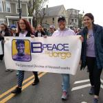 Episcopalians invited to join B-PEACE witness at Mother's Day Walk