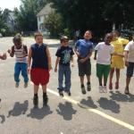 Kids in Community delivers summer fun and enrichment at St. Stephen's, Lynn