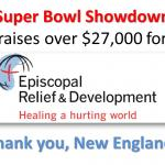 Patriots fans rally behind Episcopal Relief & Development