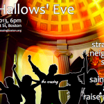 Young adult congregations to celebrate All Hallows' Eve